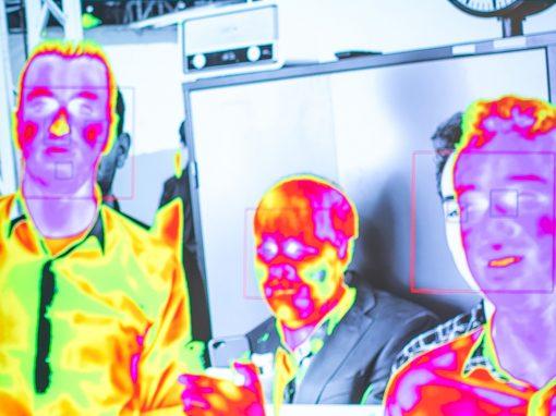 Thermalbilder im Kontext von Companion Systemen