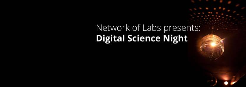 Digital Science Night: Algorithmic Futures