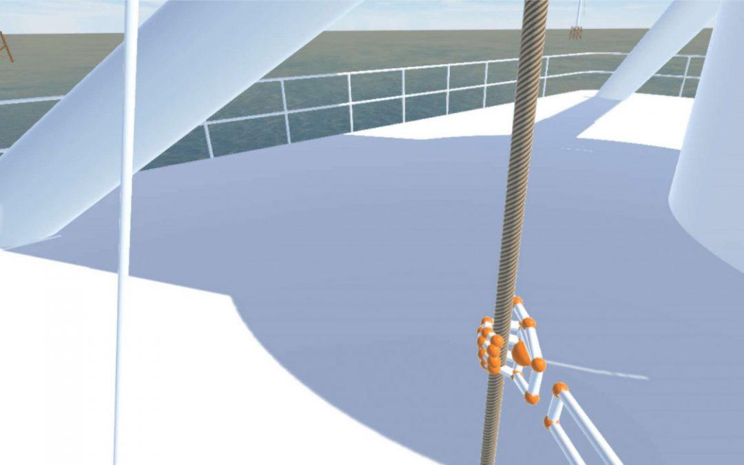 Höhensimulation in VR