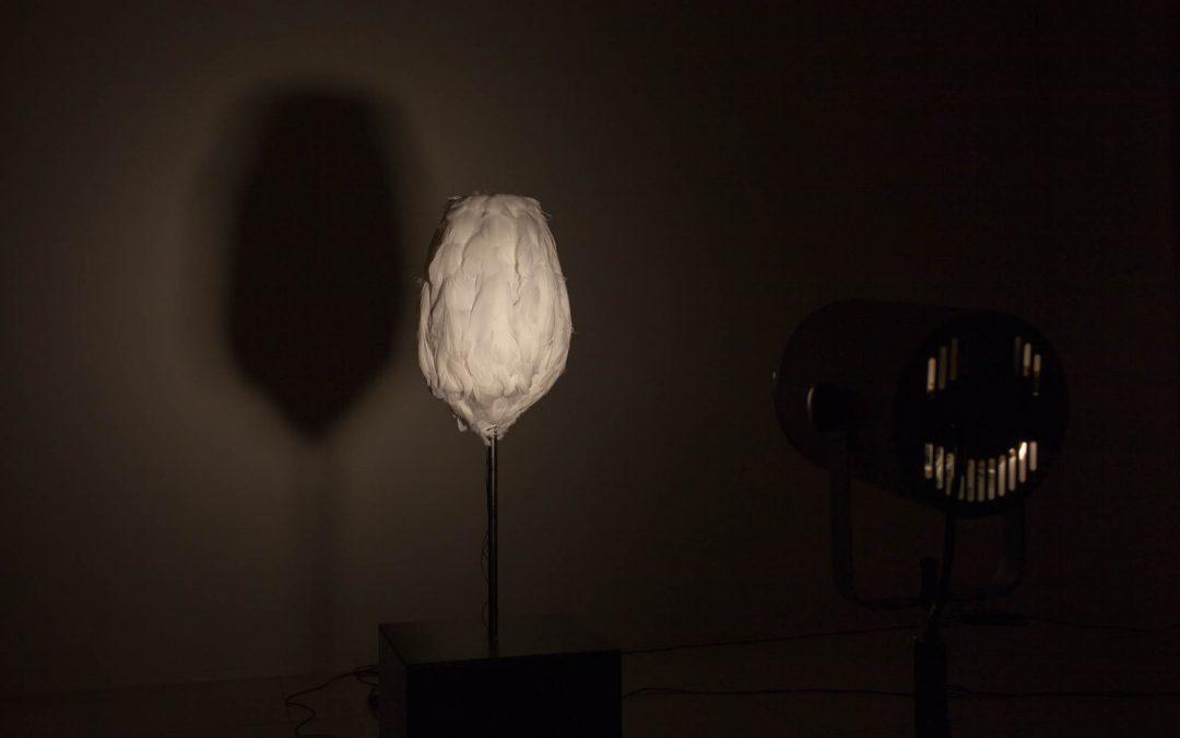 Impressionen von der Ausstellung Hybrid of Atmospheres