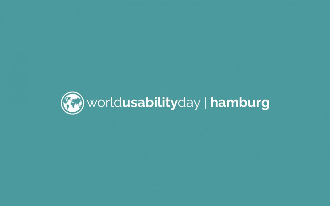Hamburger World Usability Day 2018