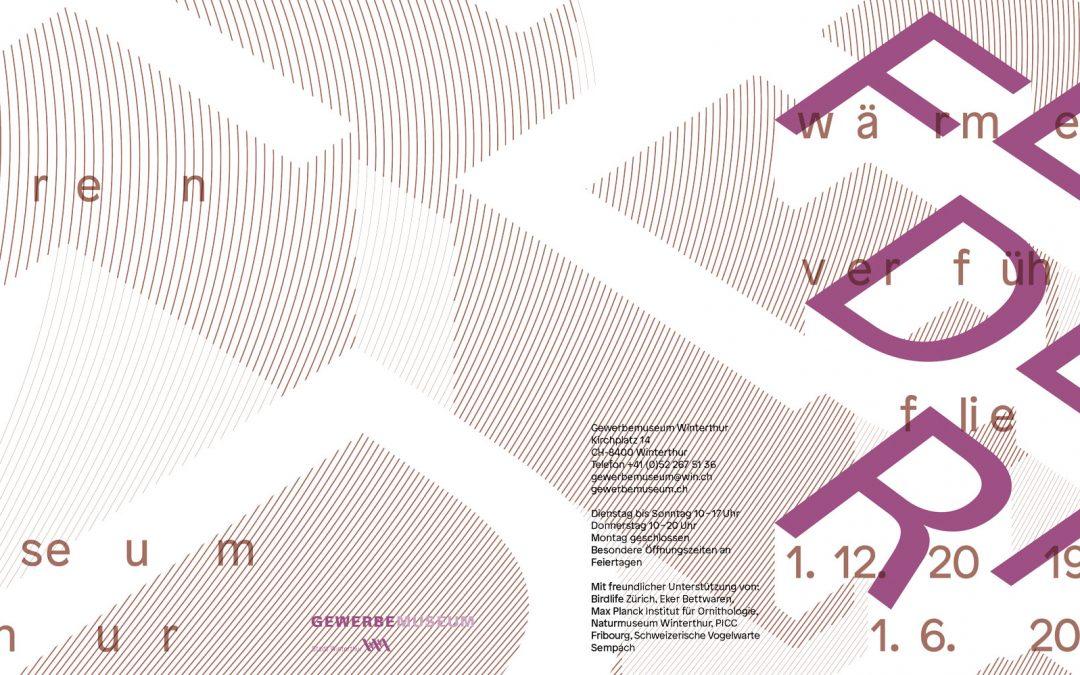 Federn – Gewerbemuseum Winterthur
