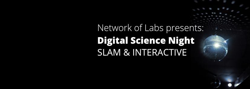 Digital Science Night #2: Wie Maschinen lernen. Aber tanzen sie auch?