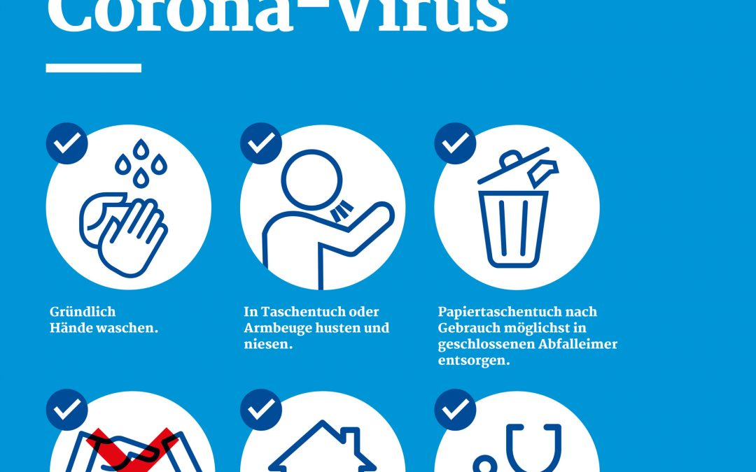 Informationen zum Coronavirus