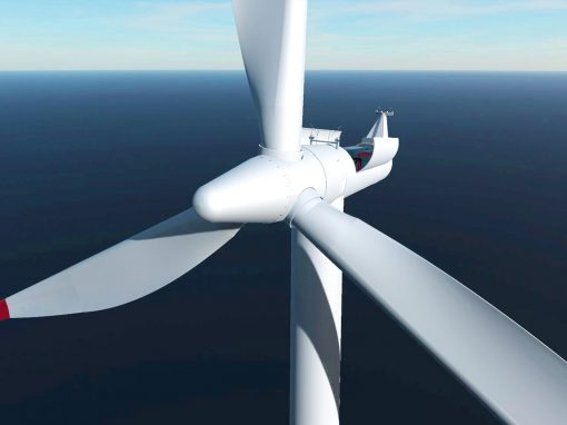 A VR training prototype for offshore wind turbine engineers